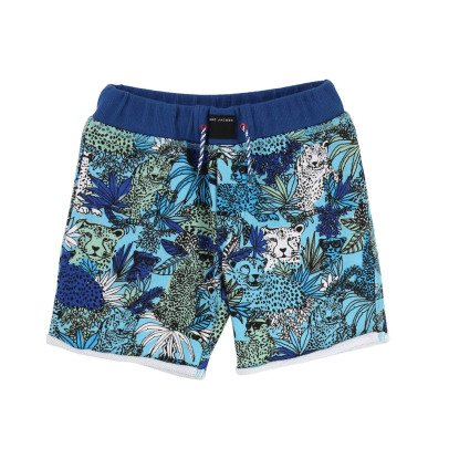 Little Marc Jacobs Short Molleton Jungle-listing