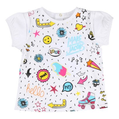Little Marc Jacobs Happy Daisy T-Shirt -product