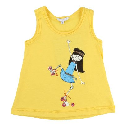 Little Marc Jacobs Top Miss Marc Rollers -listing