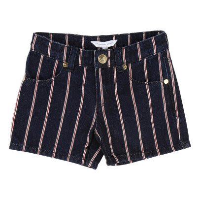 Little Marc Jacobs Shorts Righe-listing