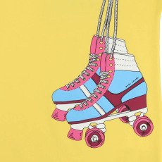 Little Marc Jacobs Rollerblade Trompe L'œil Fleece Dress-listing