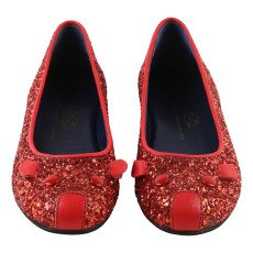 Little Marc Jacobs Ballerines Souris Pailletées-listing