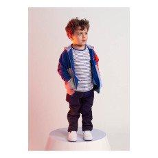 Little Marc Jacobs Sweat Capuche Zippé Tricolore-listing