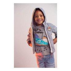Little Marc Jacobs Reversible Hooded Windbreaker-listing