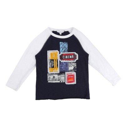 Little Marc Jacobs Cinema Patchwork T-Shirt-listing