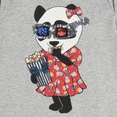 Little Marc Jacobs Sequin Panda T-Shirt-product