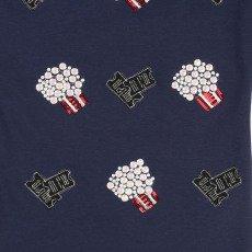 Little Marc Jacobs Kleid Milano Popcorn mit Pailletten -listing