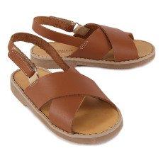 Babywalker Cross Strap Sandals-listing