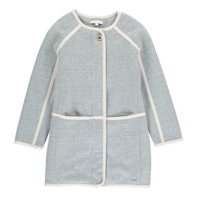 Chloé Fleece Coat-listing
