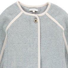 Chloé Fleece Coat-listing