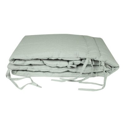 Lab - La Petite Collection Linen Bed Valance -listing