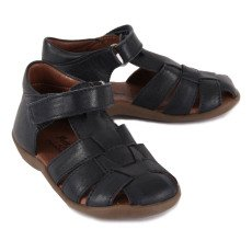 Petit Nord Sandalias Cuero Velcro Starter-listing