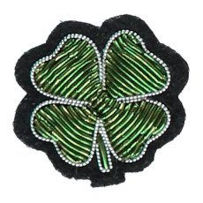 Indee Lucky Clover Brooch-listing