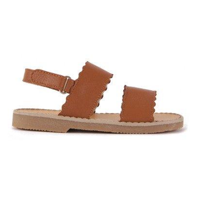 Babywalker Flat Lauren Sandals -listing