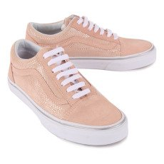 Vans Baskets à Lacets Metallic Dots Old Skool-listing