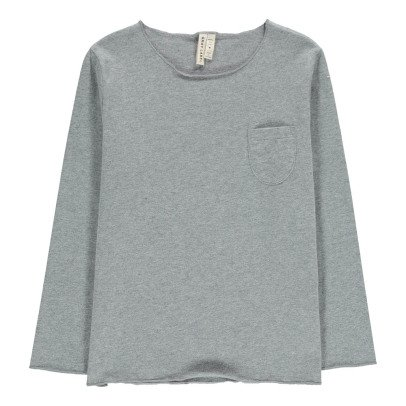 Gray Label T-Shirt mit Tasche -listing
