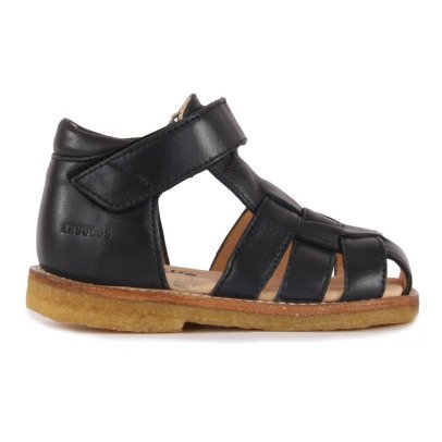 Angulus High Leather Sandals-listing