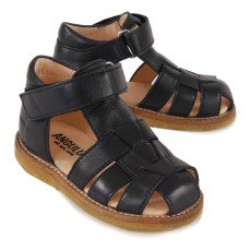 Angulus High Leather Sandals-listing