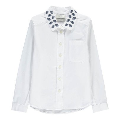 Indee Aliseo Embroidered Eyes Shirt-product