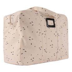 April Showers Black Print 48H Weekend Bag-listing