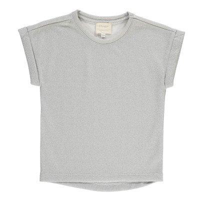 Etiket Camiseta Lurex Tiz-listing