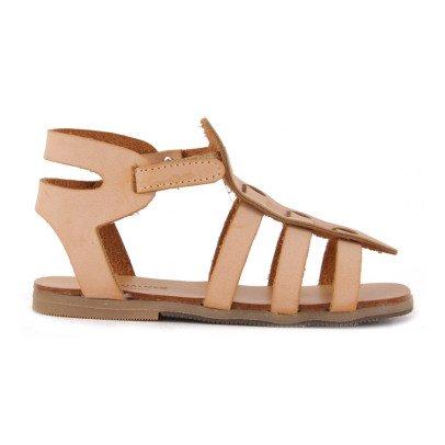 Babywalker Flat Greek Sandals-listing