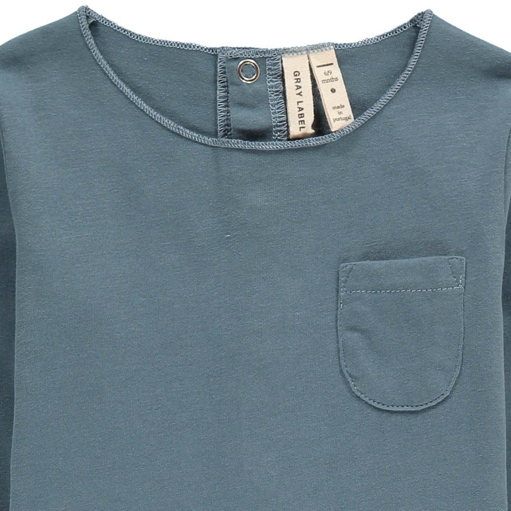 Gray Label T-Shirt mit Tasche -product