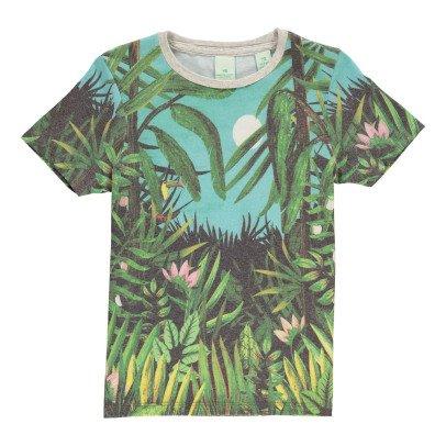 Scotch & Soda Camiseta Tropical -listing