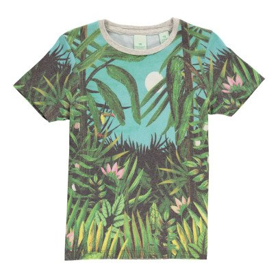 Scotch & Soda Tropical T-Shirt-listing