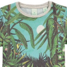 Scotch & Soda T-shirt Tropical-listing