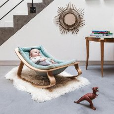 Charlie Crane Baby Rocker Levo - Blue-listing