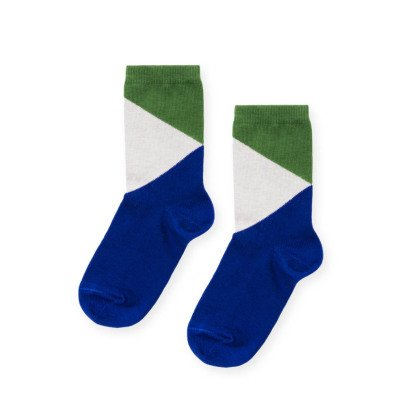 Hansel from Basel Dreifarbige Socken -listing