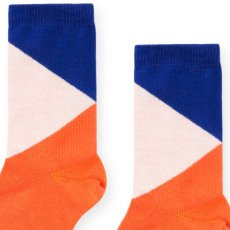 Hansel from Basel Tricolour Socks-listing