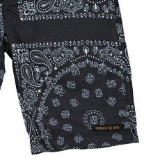 Finger in the nose Surfboy Bandana Print Swimshorts-listing