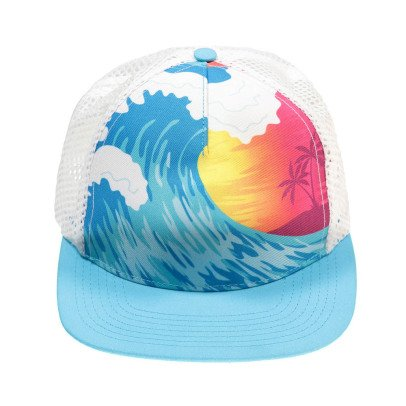 Finger in the nose Sunblade Wave Cap-listing