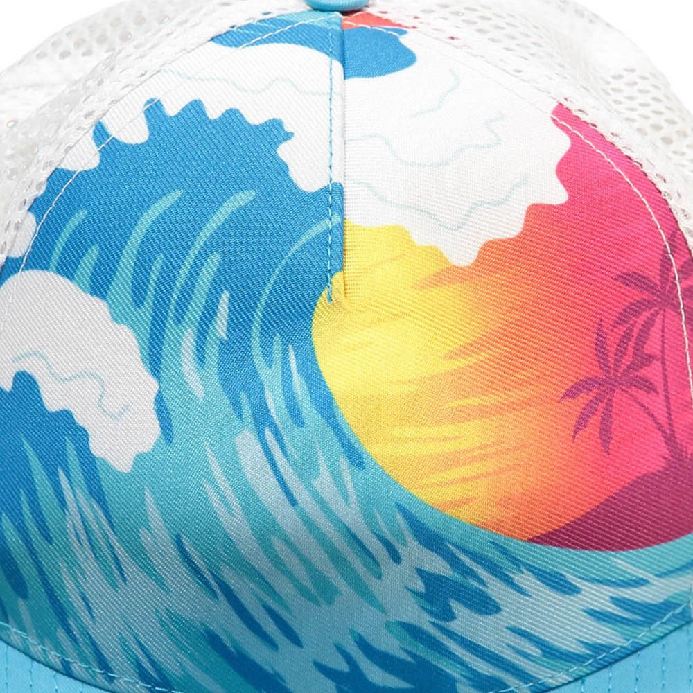 Finger in the nose Sunblade Wave Cap-product