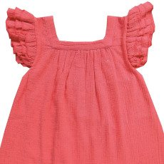 Moon et Miel Anais Frilly Mukesh Dress-listing