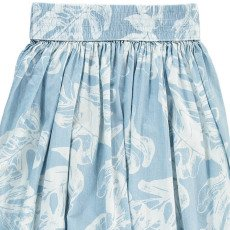Finger in the nose Aspendale Leaf Maxi Skirt-product