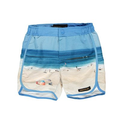 Finger in the nose Shorts da bagno Spiaggia-listing