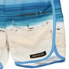 Finger in the nose Short Bain Court Plage Waveboy-listing