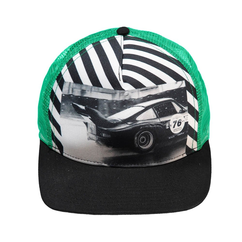 Sunblade Car Striped Cap-product