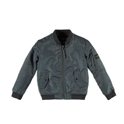 Finger in the nose Buddy Nylon Bomber Jacket-product
