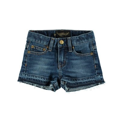 Finger in the nose Nova Fringe Shorts-listing