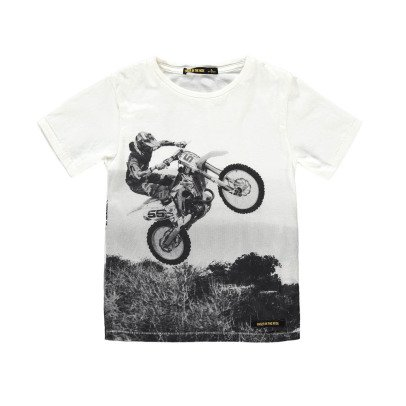 Finger in the nose Dalton Moto T-Shirt-listing