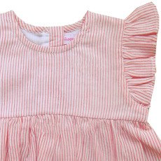 Moon et Miel Elsa Striped Blouse-listing