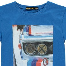 Finger in the nose Dalton Racing Car T-ShirtDalton Racing Car T-Shirt-listing