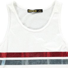 Finger in the nose Guilia Metal Stripe Vest Top-product
