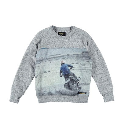 Finger in the nose Hank Motorbike Sweatshirt-listing