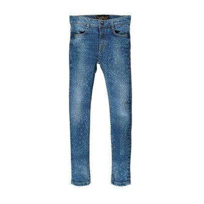 Finger in the nose Jeans Skinny Motivo bandana-listing