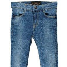 Finger in the nose Tama Bandana Print Skinny Jeans-listing